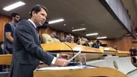 """""""A Câmara de Goiânia é um exemplo para Goiás e para o Brasil"""", afirma Andrey Azeredo"""