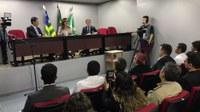"""""""Temos que nos comprometer com a Democracia"""", diz a ex-Ministra Luciana Lóssio"""