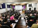 """9º Encontro de Valorização da Mulher da campanha """"Não Vai Ter Psiu!"""" reforça a luta por direitos iguais para mulheres e homens"""