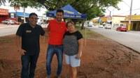 Anderson Sales - Bokão promove ação no Jardim Novo Mundo