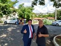 Anderson Sales consegue reintegração de área no Jardim Califórnia
