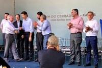 Andrey Azeredo acompanha visita do presidente Michel Temer a Goiânia