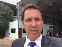 Andrey Azeredo anuncia a volta dos pagamentos de contas de energia em lotéricas de Goiás