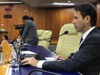 Andrey Azeredo apresentará amanhã balanço de sua gestão como presidente da Câmara