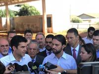 Andrey Azeredo diz que governo federal garantiu recursos para a recuperação emergencial da Marginal Botafogo