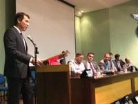 Andrey Azeredo é homenageado pelo Conselho Regional de Contabilidade pela gestão austera e transparente na Câmara Municipal