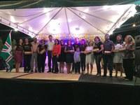 Andrey Azeredo prestigia comemoração de 50 anos da Escola Municipal Padre Pelágio