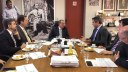 Andrey Azeredo discute ampliação de infraestrutura de telefonia em Goiânia