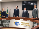 Andrey Azeredo ressalta a responsabilidade dos presidentes de Câmaras Municipais em evento do TCMGO e da UVEGO