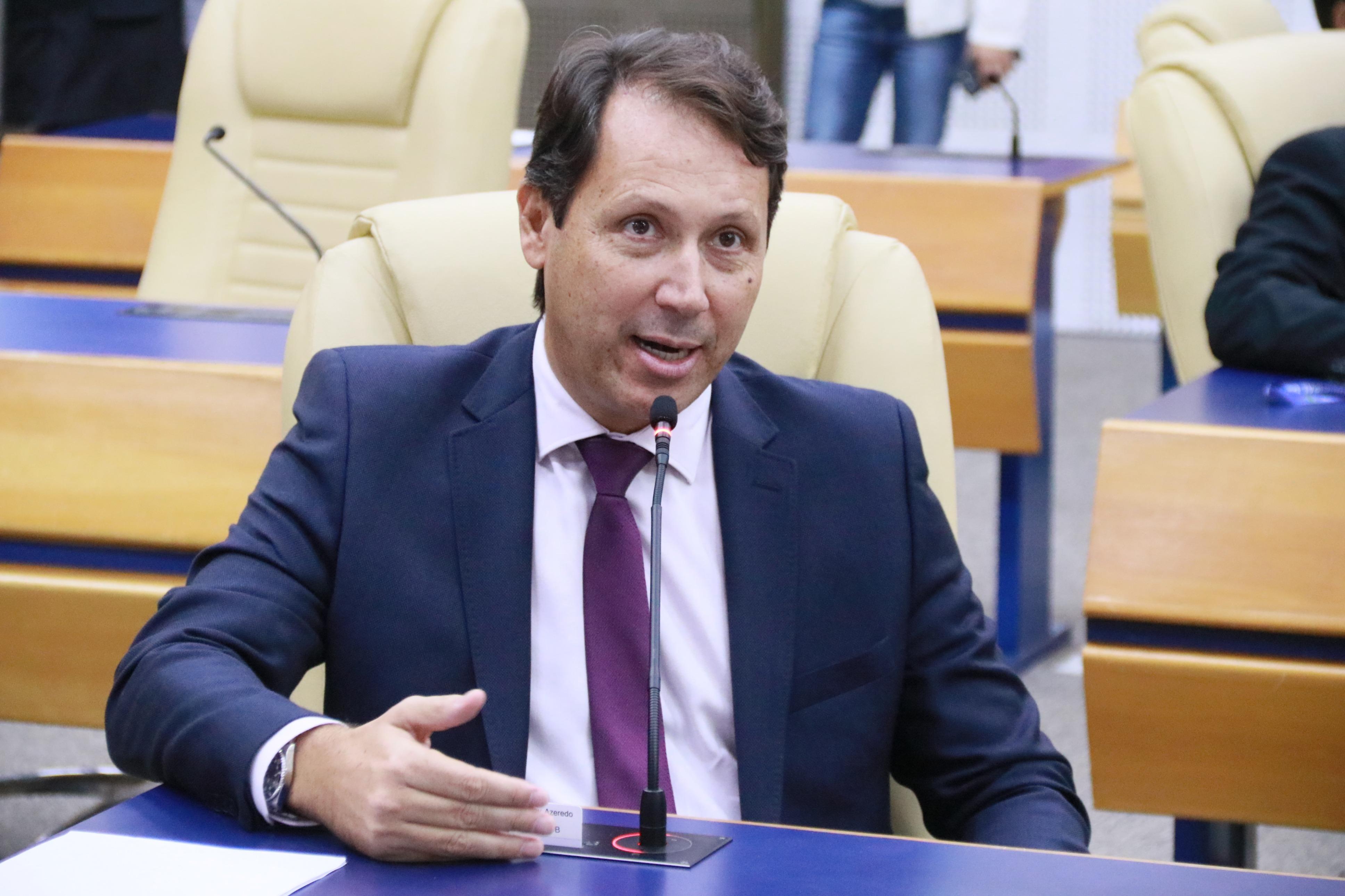 Andrey Azeredo solicita suspensão das sessões ordinárias na Câmara para evitar propagação do novo coronavírus
