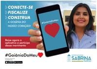 Aplicativo permite acompanhar votações de projetos de Sabrina Garcêz na Câmara e relatar problemas