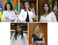 Aprovada cota de 30% de mulheres nos cargos da Mesa Diretora