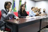 Audiência discute contratação de temporários na educação