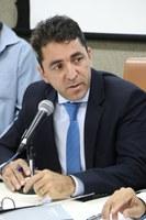 Cabo Senna comanda reunião sobre diferença salarial de policiais