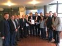 Câmara de Goiânia e Fecomércio estabelecem parceria para desenvolvimento de projetos