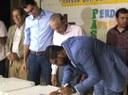 Câmara de Goiânia e Prefeitura lançam obras de pavimentação do Vale dos Sonhos II e do João Paulo II