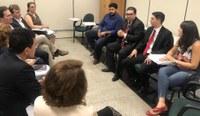Câmara de Goiânia e UFG realizam reunião para discutir proposta para convocação de aprovados em concurso