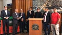 Câmara de Goiânia lança coleta seletiva de lixo inédita no Legislativo Municipal