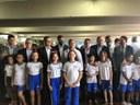 Câmara de Goiânia reafirma apoio e parceria com o Sistema S