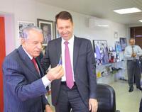 Câmara Municipal dá exemplo para o Brasil, diz prefeito Iris