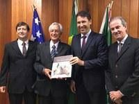 Câmara Municipal destaca o potencial econômico e social da criação de cavalos Mangalarga