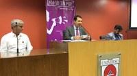 Câmara Municipal expõe a luta feminina contra a violência no 12º Encontro em Defesa da Mulher