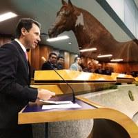 Câmara Municipal homenageia os 30 anos do Núcleo Goiano de Criadores do Cavalo Mangalarga