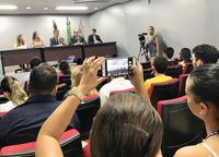 Câmara promove minicurso sobre Política Urbana, Estatuto da Cidade e Região Metropolitana