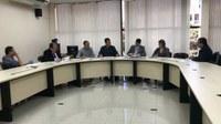 Câmara realiza primeira reunião com comissão do concurso