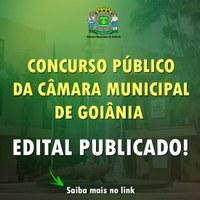 Câmara realizará coletiva de imprensa sobre o concurso público na próxima terça-feira