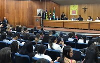 Campanha Goiânia Sem Assédio é lançada pela Câmara de Goiânia