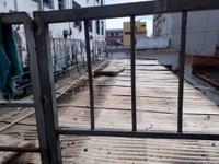 Comissão de Direitos Humanos constata situação precária da Casa da Acolhida
