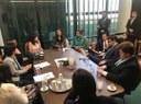 Cristina Lopes cumpre agenda em Brasília, com vários temas e projetos em pauta