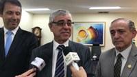 Desembargador Gilberto Marques Filho será homenageado na Câmara em outubro