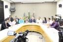 DJALMA DISCUTE DÍVIDA NO INSTITUTO DE ASSISTÊNCIA À SAÚDE DE SERVIDORES MUNICIPAIS