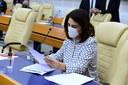Dra. Cristina propõe uso de máscaras transparentes para garantir comunicação de deficientes auditivos