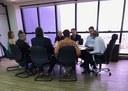 Em reunião com prefeito, Andrey Azeredo consegue reforma da Praça da T-19