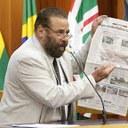 Emenda de Paulo Magalhães reduz recesso legislativo de 45 para 30 dias