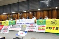 Entidades trabalhistas criticam reforma da previdência durante audiência