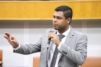 GCM Romário Policarpo quer autorizar a Prefeitura a contratar empresa para gerir pecúlio dos servidores