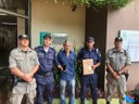 Homem é preso em flagrante após tentativa de furto na Câmara de Goiânia