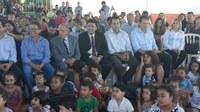 Inauguração de CMEI é prestigiada por vereadores