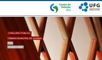 Inscrições para concurso complementar da Câmara de Goiânia vão até dia 29