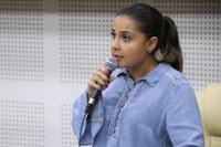 Jardim Balneário Meia Ponte recebeu gabinete itinerante da vereadora Sabrina Garcez