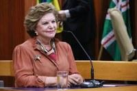 Secretária convida legislativo para participar de pacto pelo fim da violência contra a mulher