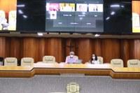 Mauro Rubem recebe parlamentares do Congresso, em audiência virtual, para discutir reforma administrativa federal