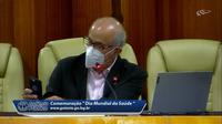 No Dia Mundial da Saúde, Mauro Rubem promove audiência para discutir problemas durante pandemia