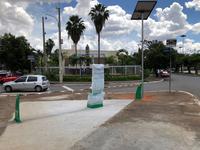 Nova estação de bicicletas públicas compartilhadas será instalada na Praça do Trabalhador