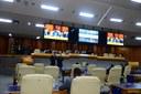 Plenário aprova em 1ª votação resolução que altera estrutura de gabinetes de vereadores