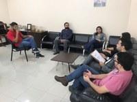 Policarpo recebe Comissão de Aprovados no concurso da Procuradoria-Geral do Município